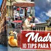 Visita Madrid con estos 10 tips