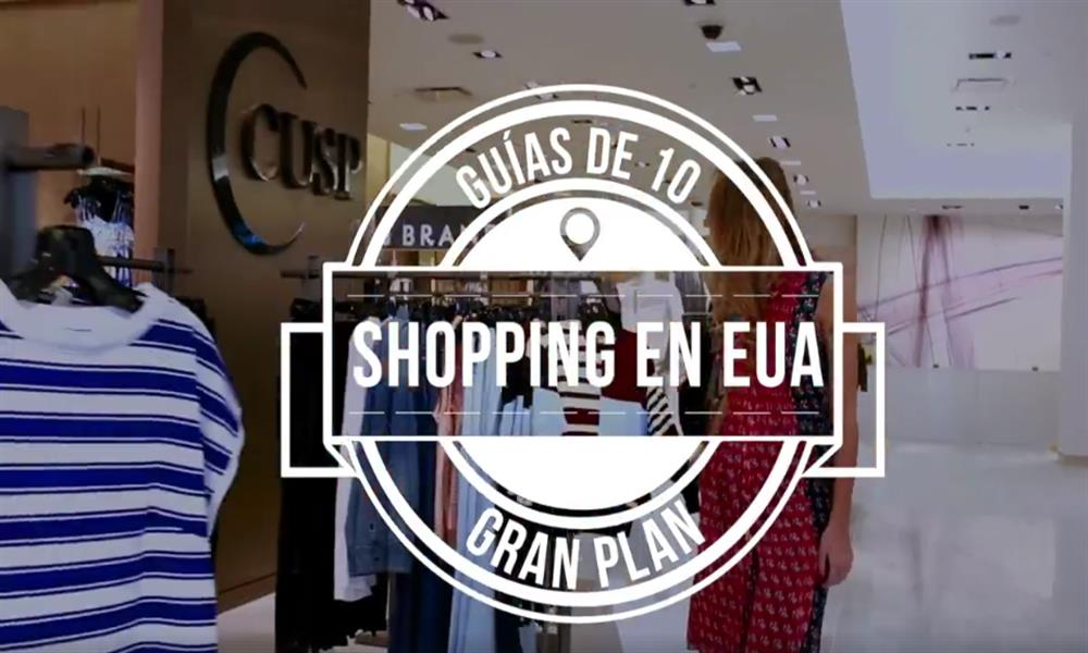 Las 10 mejores ciudades para ir de shopping en Estados Unidos