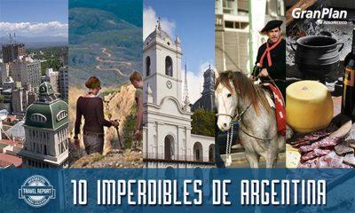 Conoce cuáles son los mejores 10 lugares de Argentina