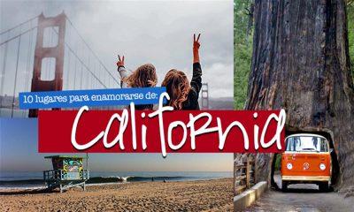 Visita 10 lugares en tu primera vez en California