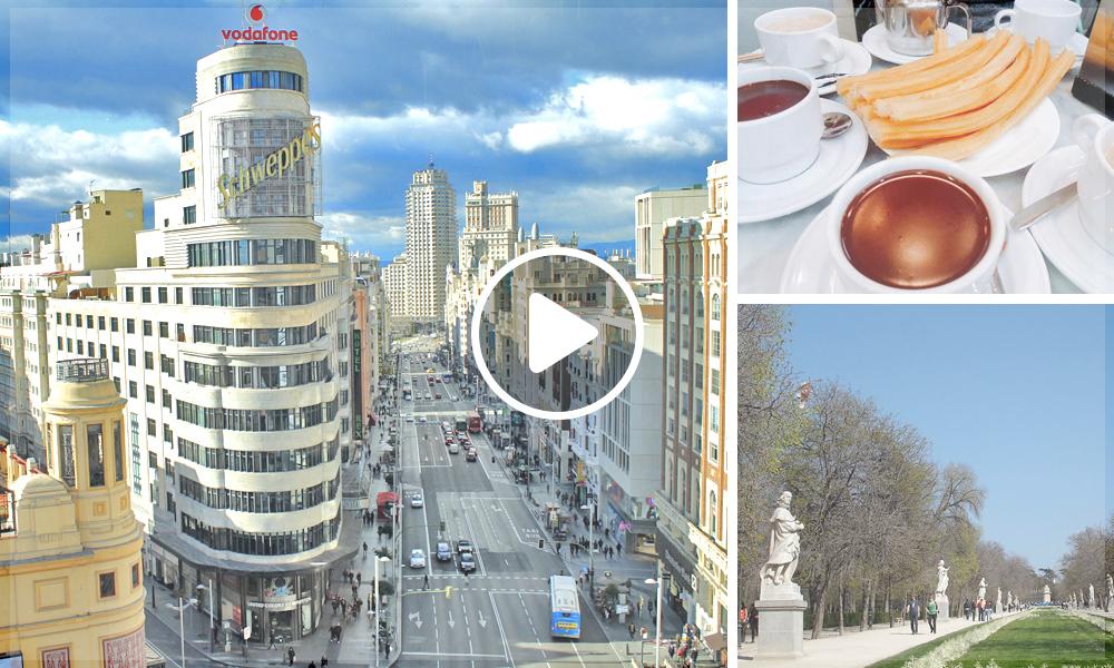 10 imperdibles para tu primera vez en Madrid 2