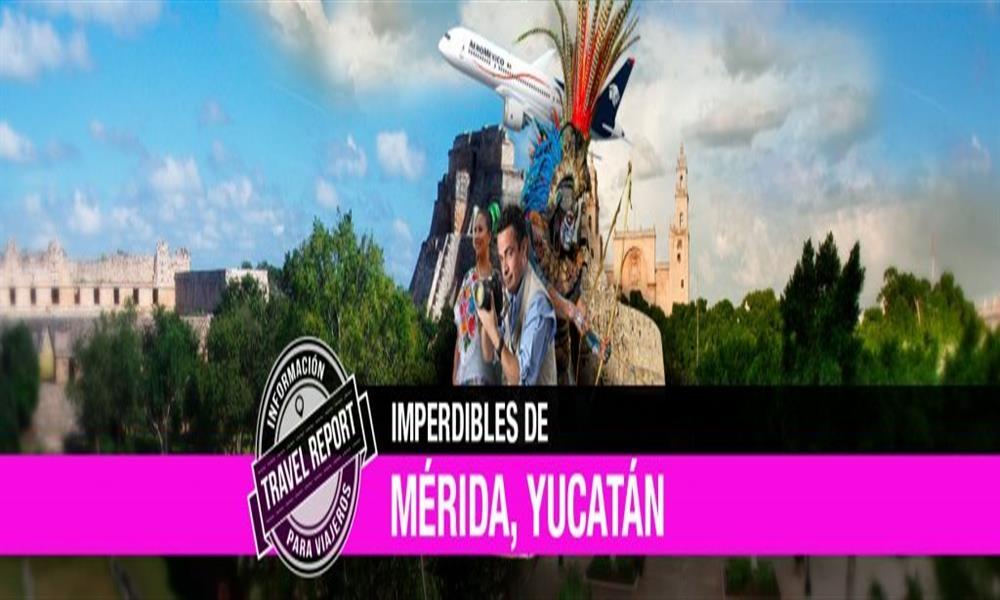 Las mejores 10 cosas para hacer en Mérida, Yucatán