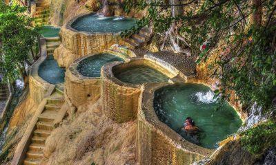 Los 5 mejores balnearios de Hidalgo