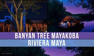 Banyan Tree Mayakoba: un hotel para vivir el romance