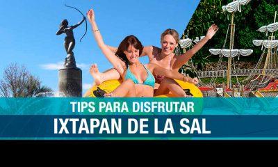 Consejos para visitar el balneario de Ixtapan de la Sal