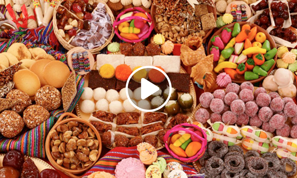 Los mejores dulces típicos mexicanos