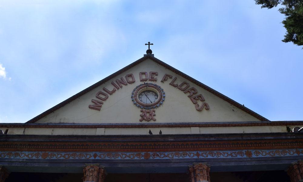 ¿Ya conoces el Molino de Flores en Texcoco?