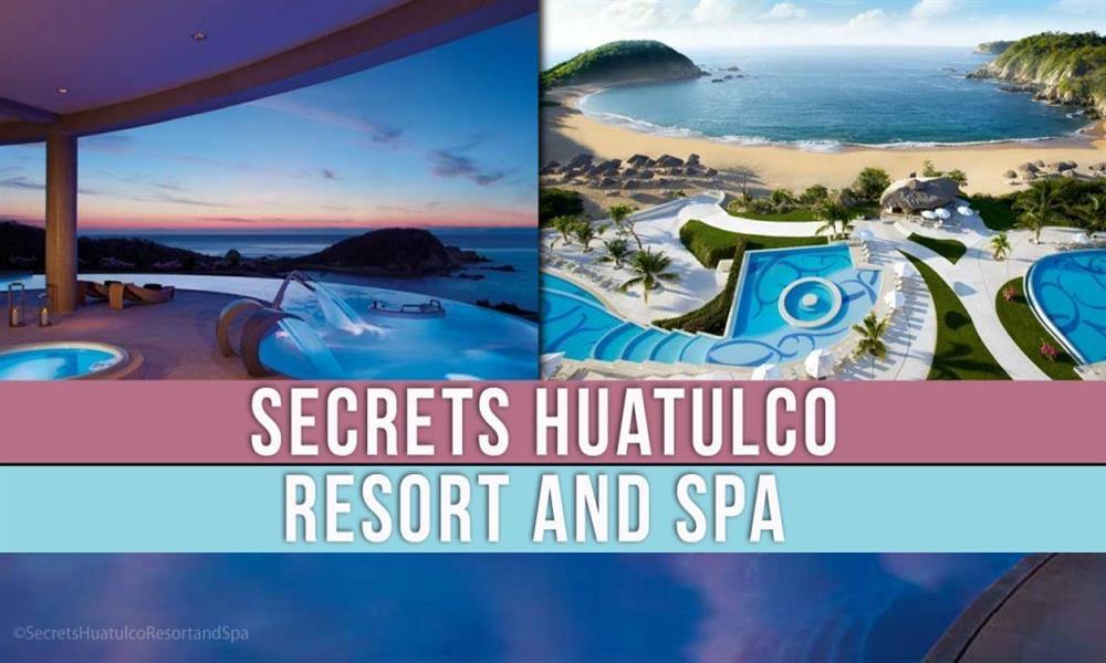 Secrets Resort and Spa, Huatulco: todo incluido para adultos