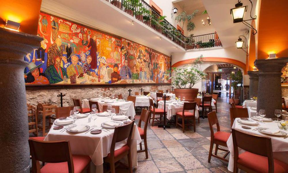 Dónde comer los mejores Chiles en Nogada en Puebla