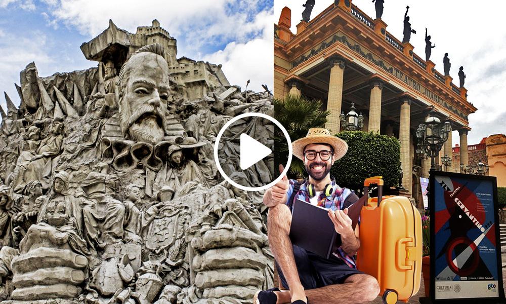 Tips para sobrevivir el Festival Cervantino este 2017 1