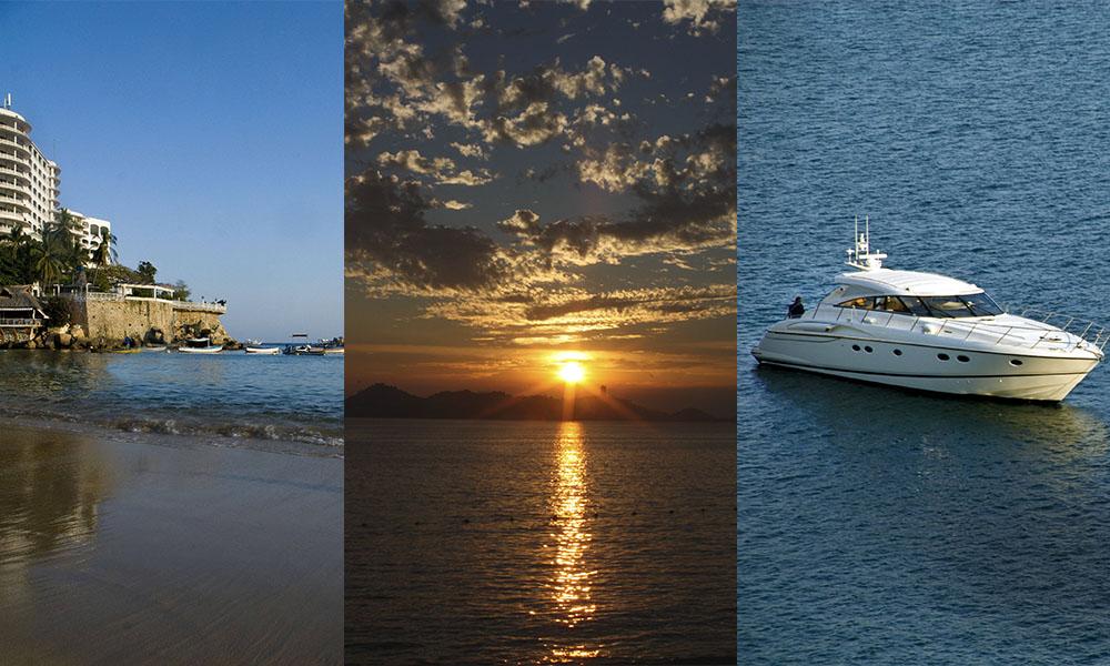 Las mejores zonas para visitar en Acapulco