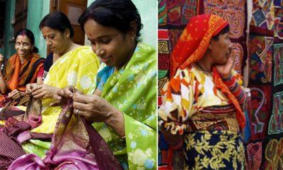 Las artesanías de la India
