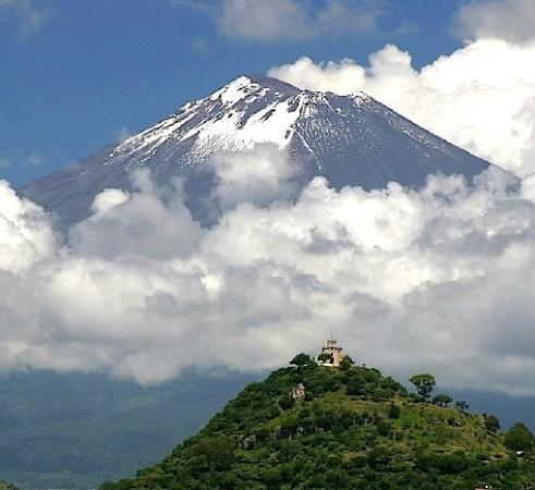 Atlixco Cerro de San Miguel