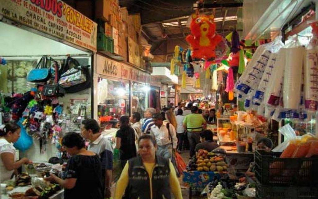 Atlixco Mercado Benito Juárez