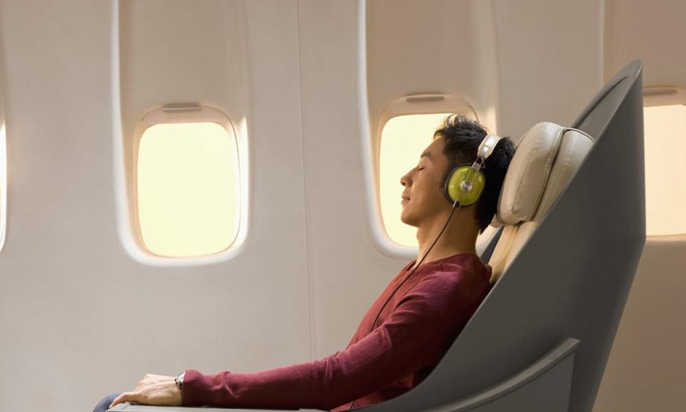 10 canciones para viajar en avión