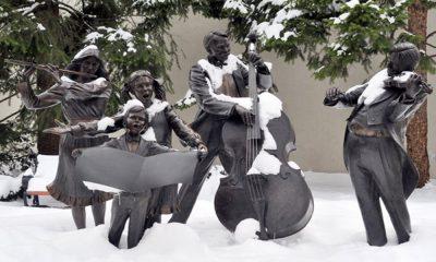 5 canciones para la nieve