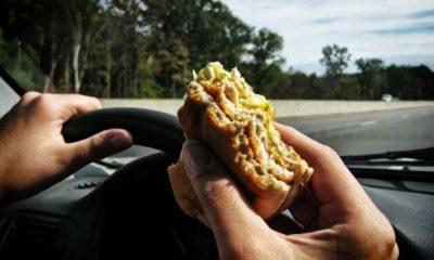 ¿Qué comer en un viaje en carretera?