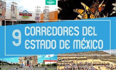 Conoce los 9 corredores turísticos del Estado de México