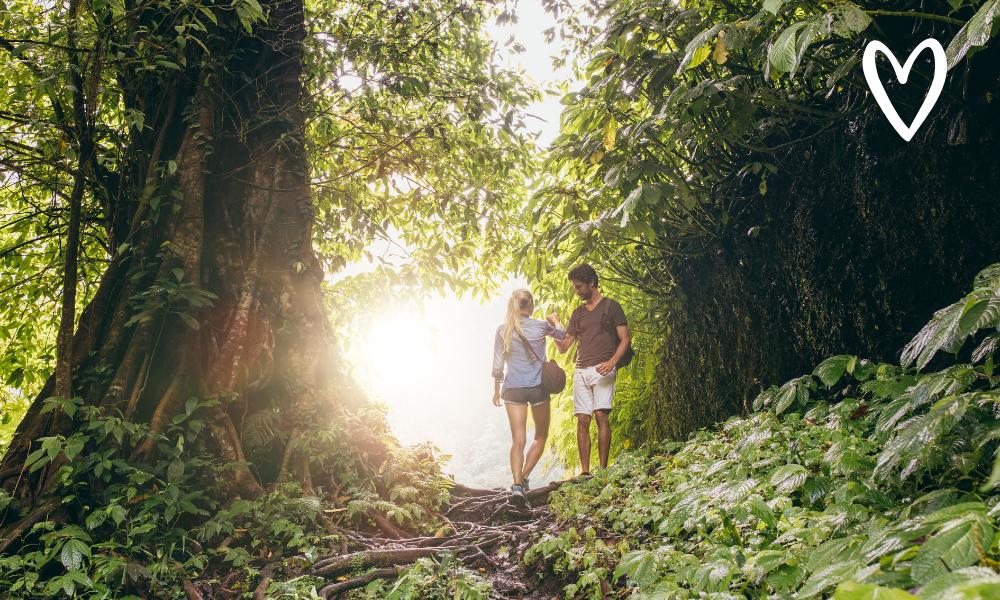 Costa Rica para parejas