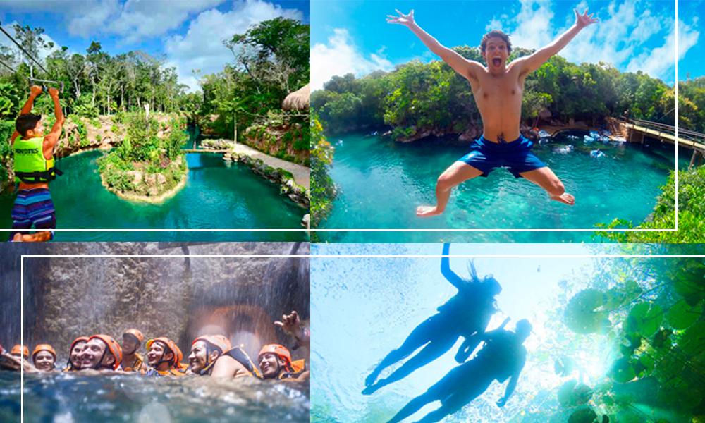 Los 10 mejores parques naturales de la Riviera Maya