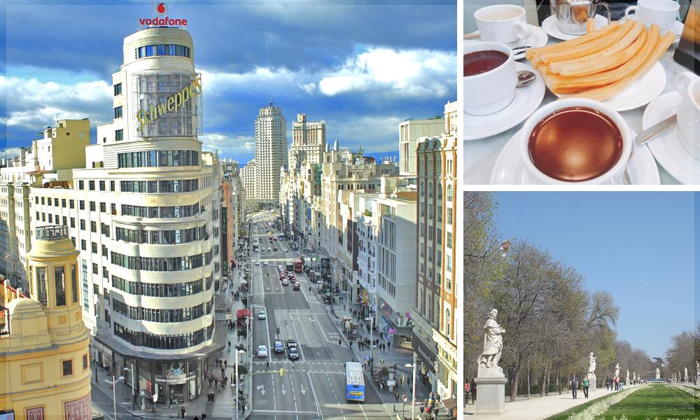 10 imperdibles para tu primera vez en Madrid