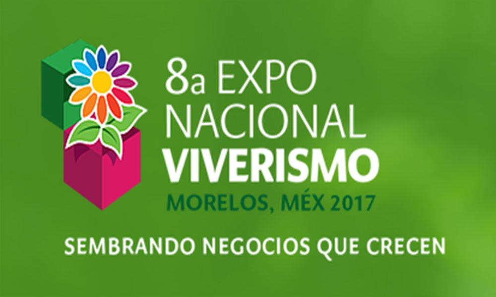 Morelos sede de la 8ª Expo Nacional de Viverismo