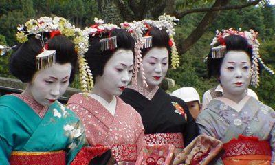 Las 10 tradiciones raras en el mundo