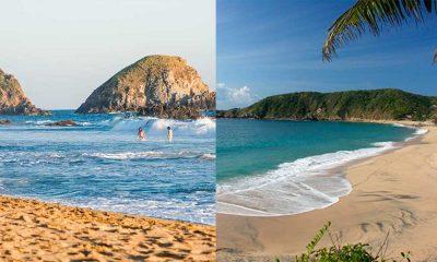 Las playas más hipster de Oaxaca