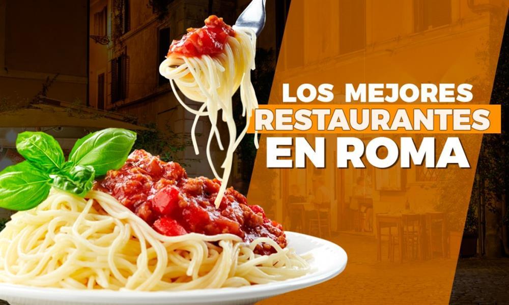 En busca de la mejor pasta en Roma