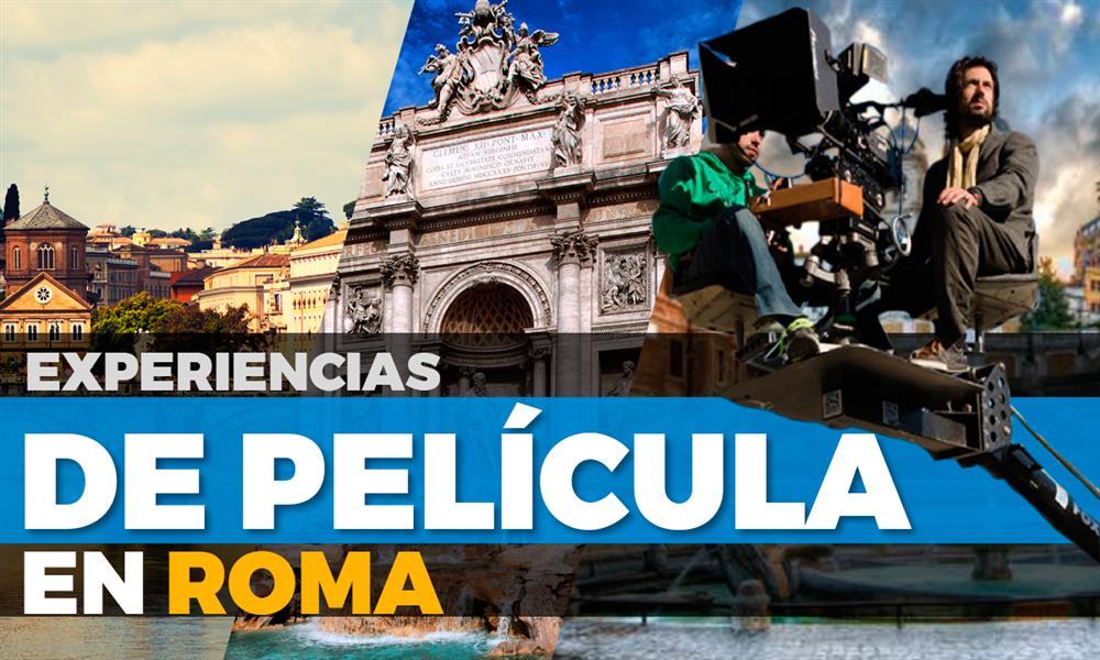 5 películas para descubrir Roma