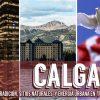 10 lugares que tienes que visitar en Calgary como primerizo