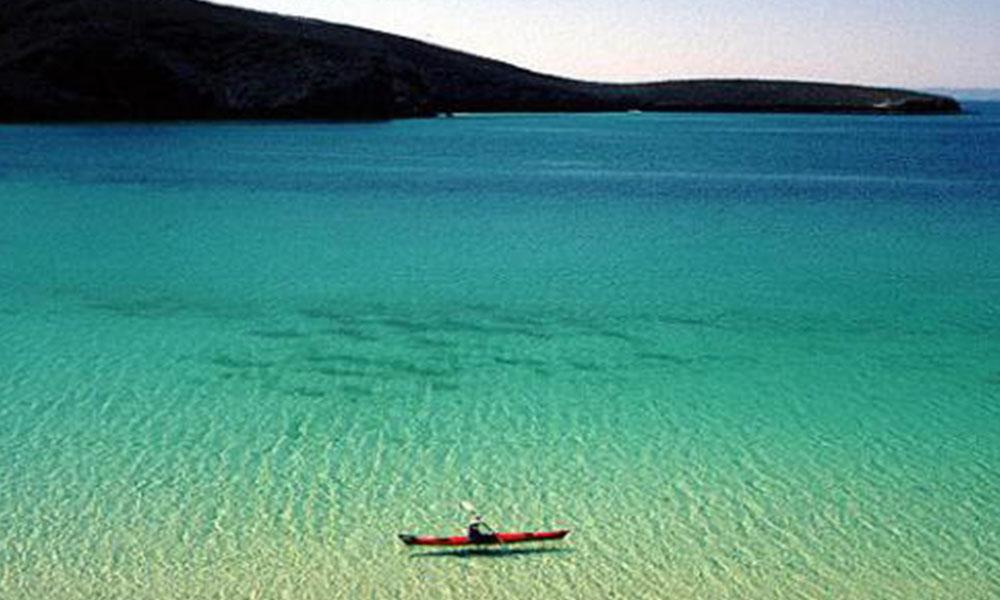 Conoce las paradisíacas playas de La Paz, BCS