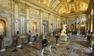 Cuáles son los mejores palacios para visitar en Roma