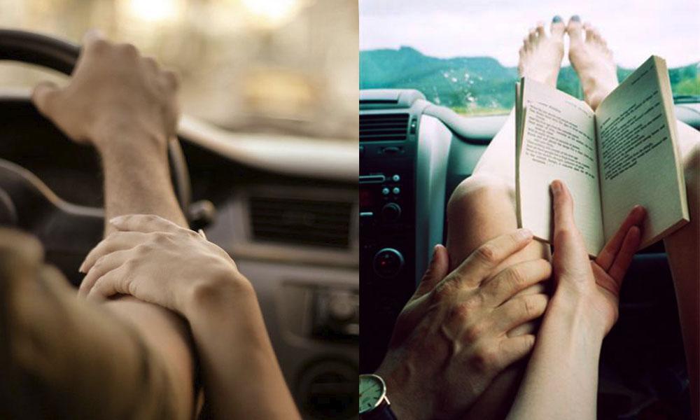 Razones para viajar en carretera con tu pareja