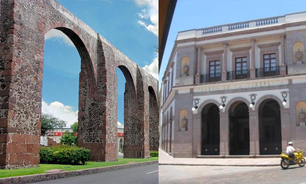 Conoce los lugares históricos en Querétaro