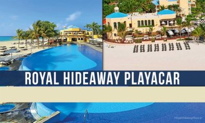 Royal Hideaway Playacar un destino inolvidable para parejas
