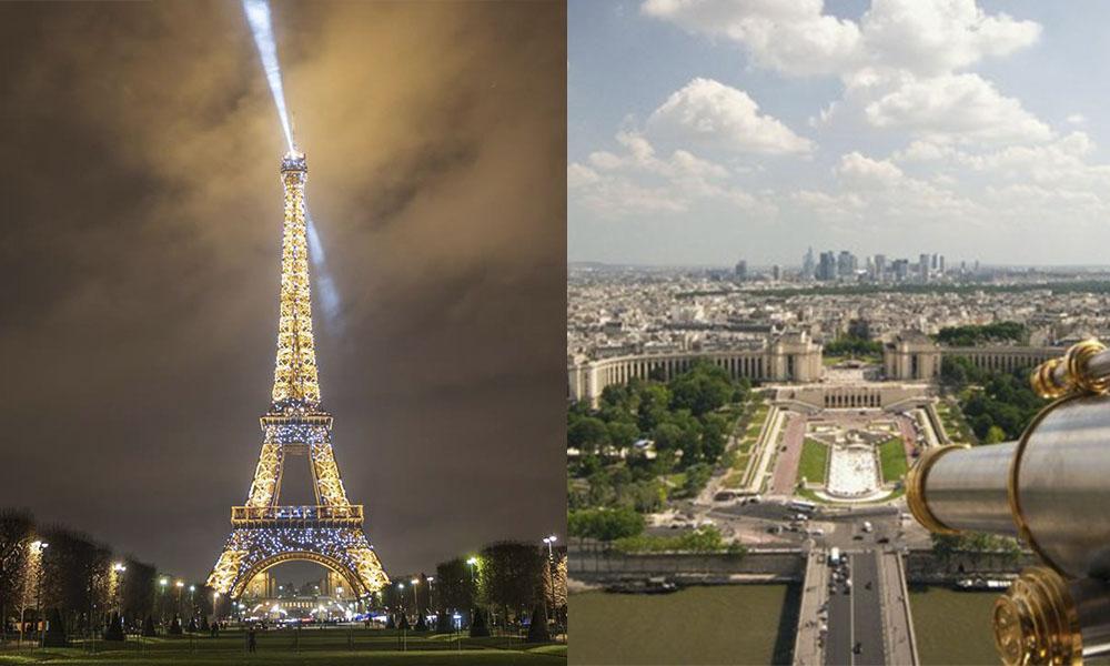 Cómo sacarle provecho a la Torre Eiffel