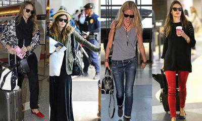 Cómo vestirse para viajar en avión
