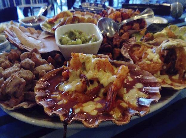 Блюда из морепродуктов стиля Синалоа, которые вы должны попробовать