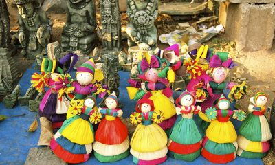 Conoce cómo son las artesanías de Honduras