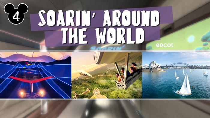 10 atracciones para vivir toda la magia de Walt Disney World