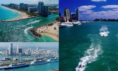 Recorre la Bahía Vizcaína de Miami en crucero, ¡la amarás!