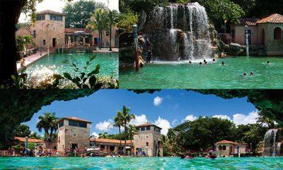 Piscina Veneciana o cómo quitarse el calor con clase en Miami