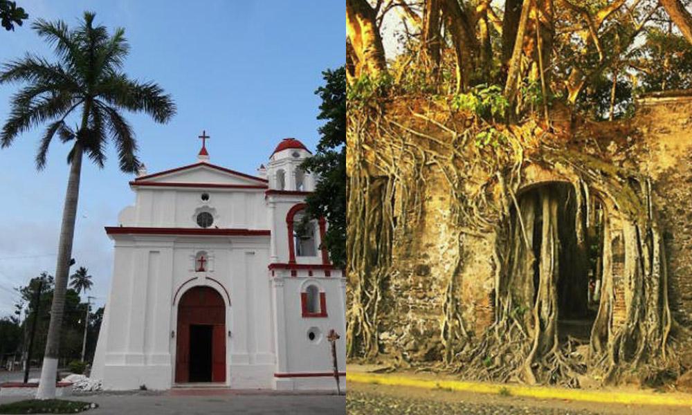 Vamos a dar un paseo lleno de historia en La Antigua, Veracruz