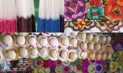 Artesanías de Campeche: a través de sus manos mágicas