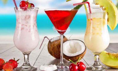 Las 5 bebidas exóticas más famosas del mundo