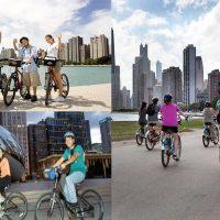 Guía básica para recorrer Chicago en bicicleta