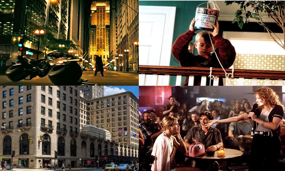 Luces, cámara y ¡Chicago! aprovecha un recorrido de película en la ciudad