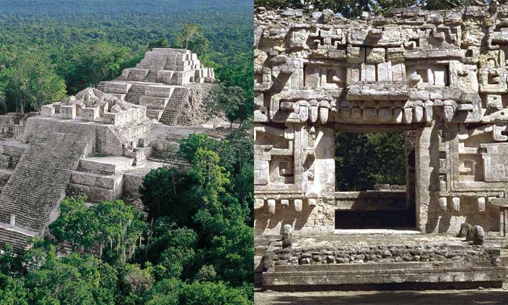 Conoce las ruinas mayas que hay en el Estado de Campeche