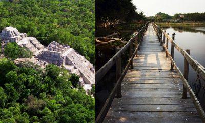 3 reservas en Campeche para sacar al explorador que llevas dentro